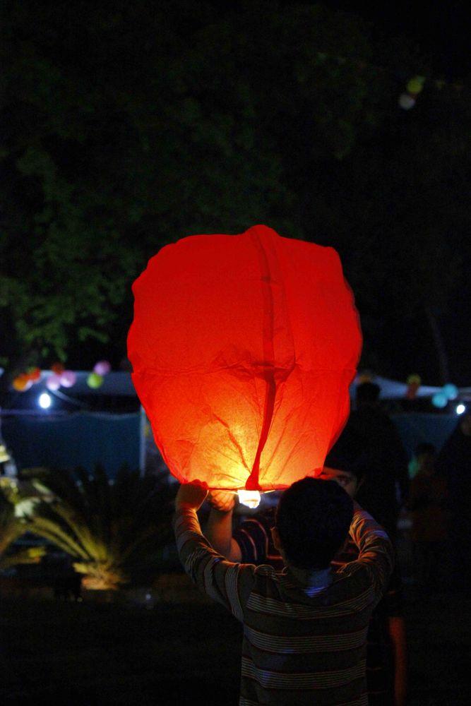 chinese lantern by photogeni