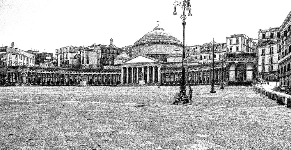 Naples by Fotoabbate