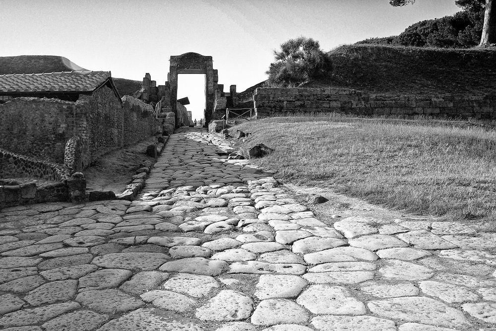 Pompei by Fotoabbate