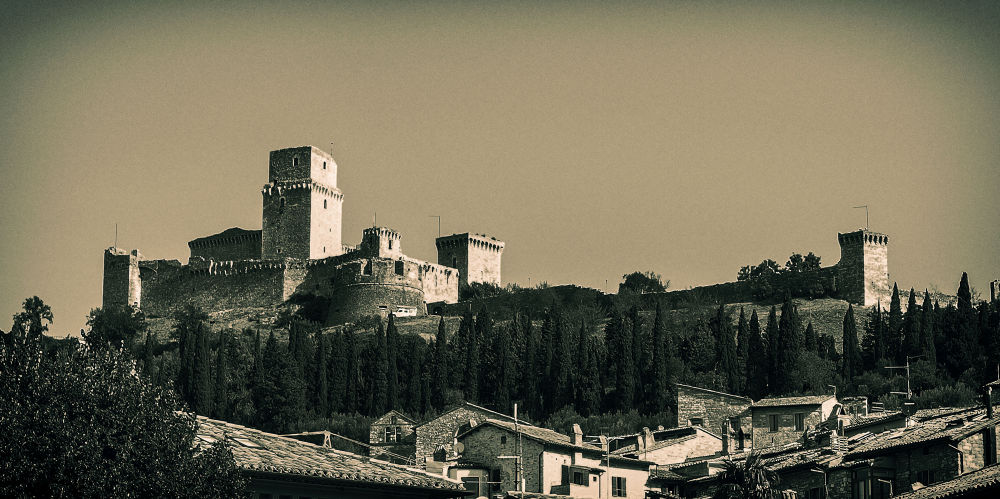Assisi by Fotoabbate