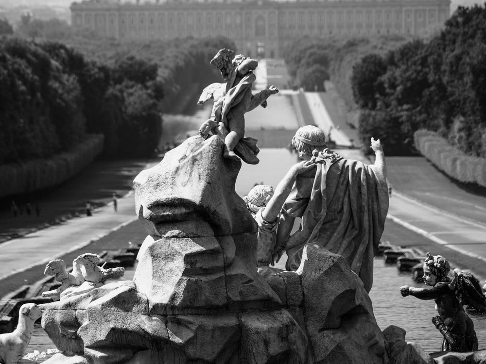 Reggia di Caserta by Fotoabbate