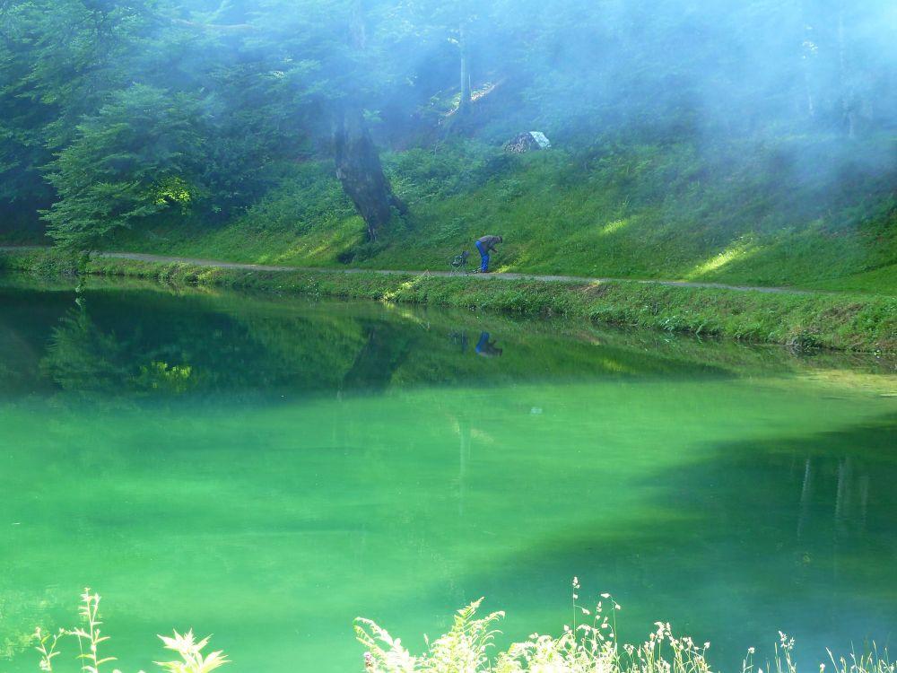 Lac de Bethmale au petit matin by florenceguichard73