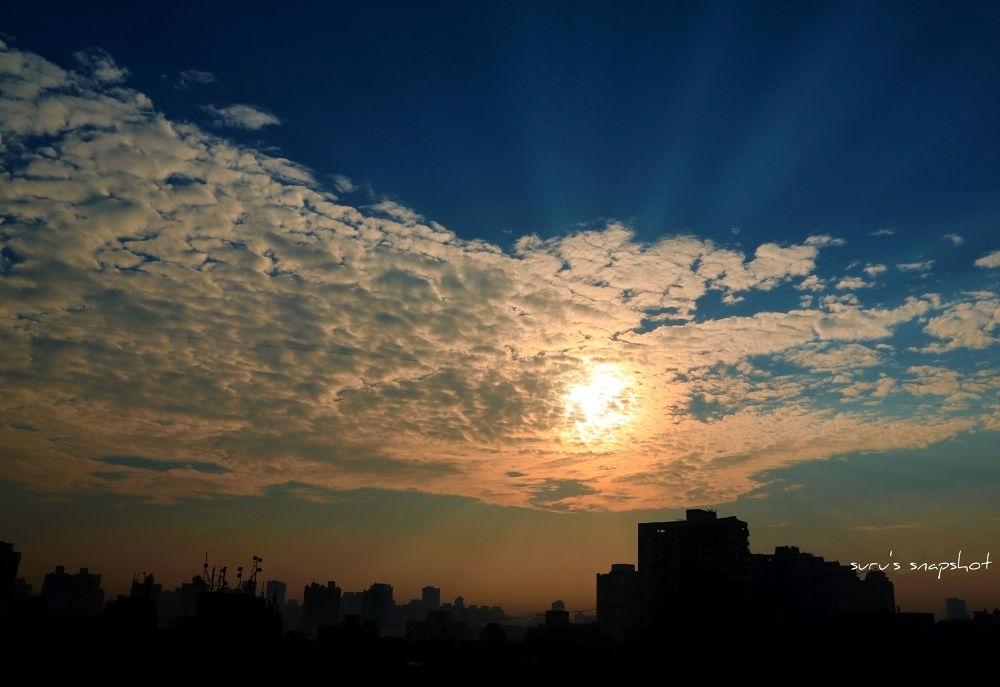 dawn...!!!  by surunair