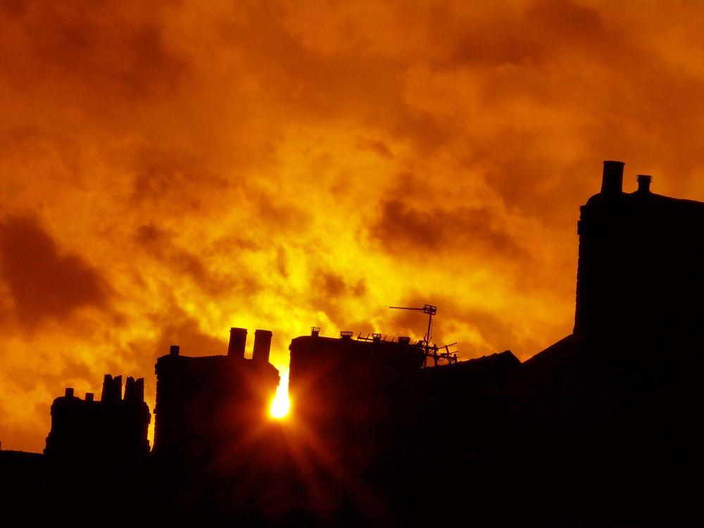 Sunset  by Darren Turner