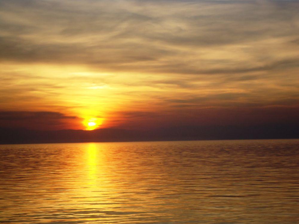 Golden sea by KaterinaPap