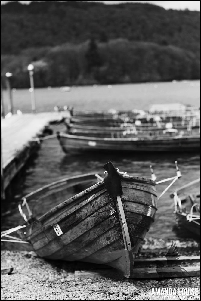 Boat by Amanda Louise Steele