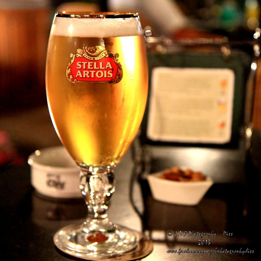 Hmmm Time for a beer........ by J Allan Black
