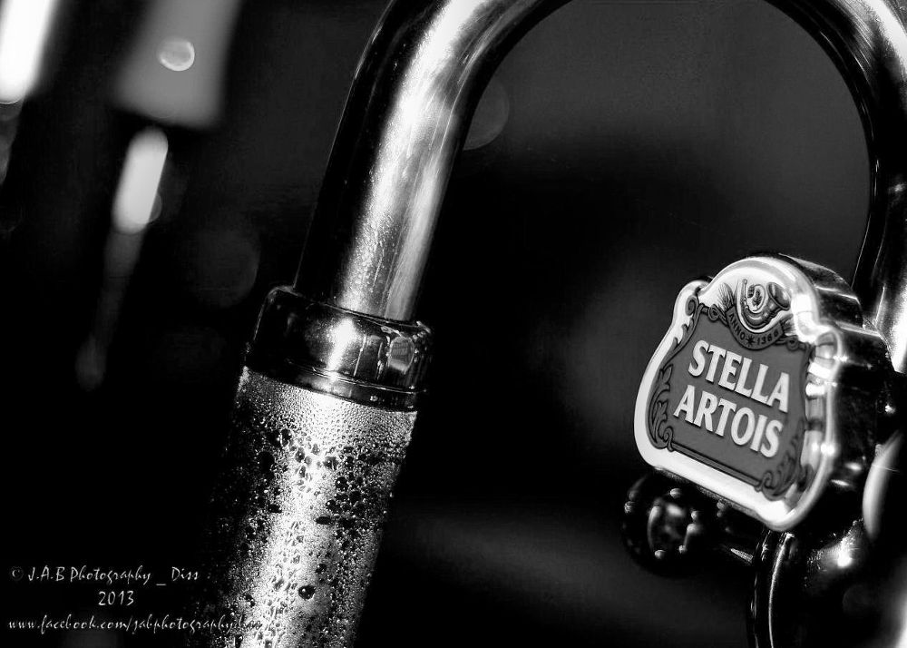 Chilled Beer....... by J Allan Black