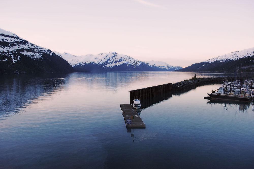 Whittier, Alaska  by alissacarmenphotography