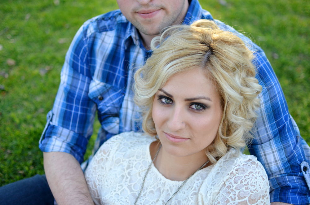 James & Brittany :: Engaged  by alissacarmenphotography