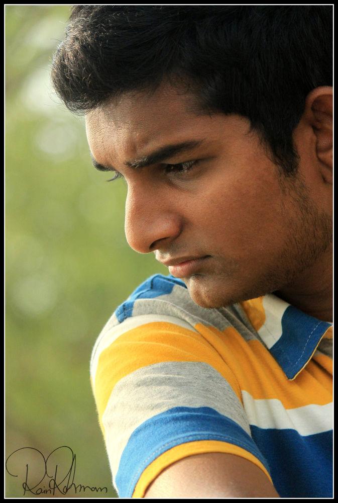 thinking by Zim Rahman