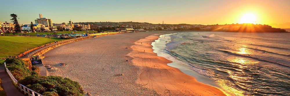 Bondi Sunrise, NSW by Harry Karavias