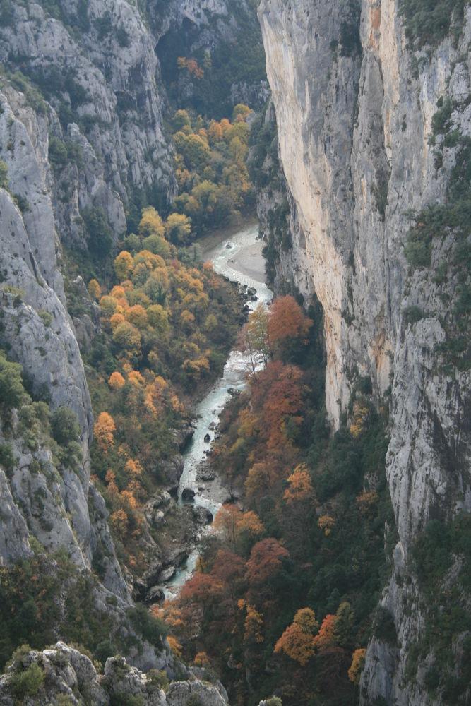 Gorges du Verdon, Provence by Gen Ford