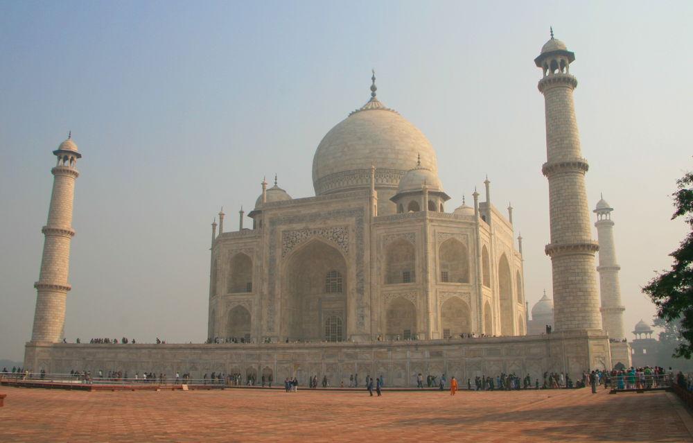 Taj Mahal by Gen Ford
