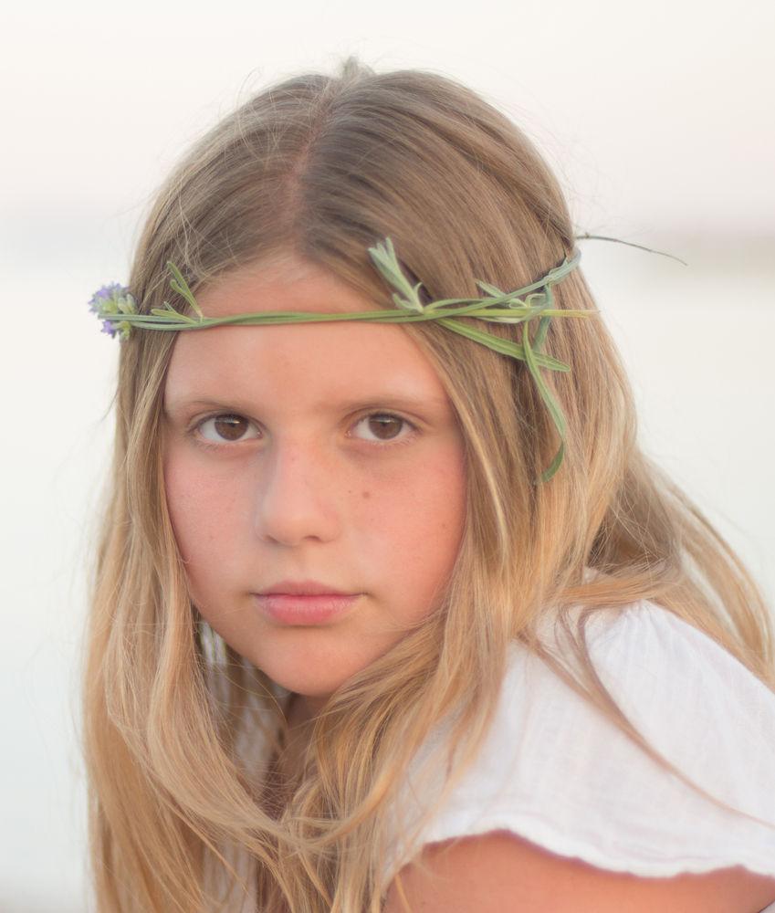 Summer girl by Linda Otterstedt
