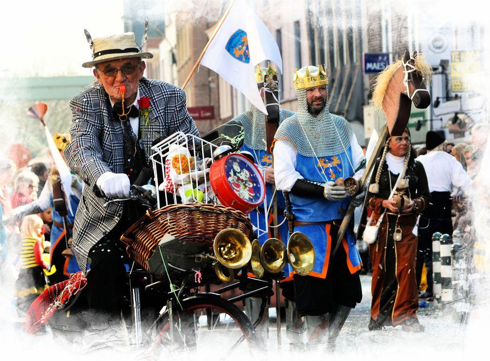 carnaval Belgium by Pozofolio