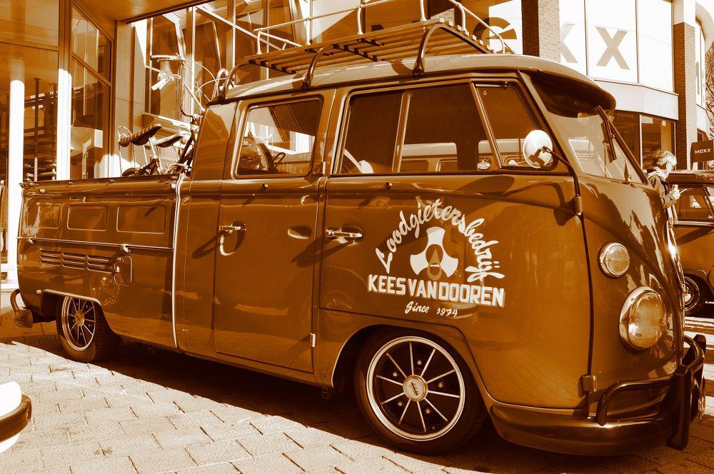 VW combi by Pozofolio