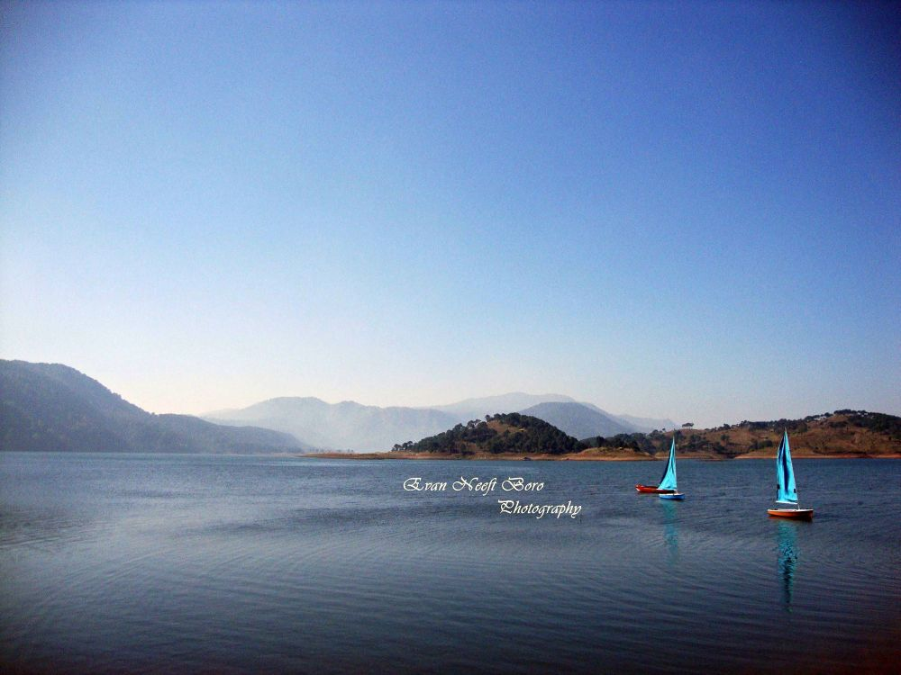 Umiam Lake by evan737