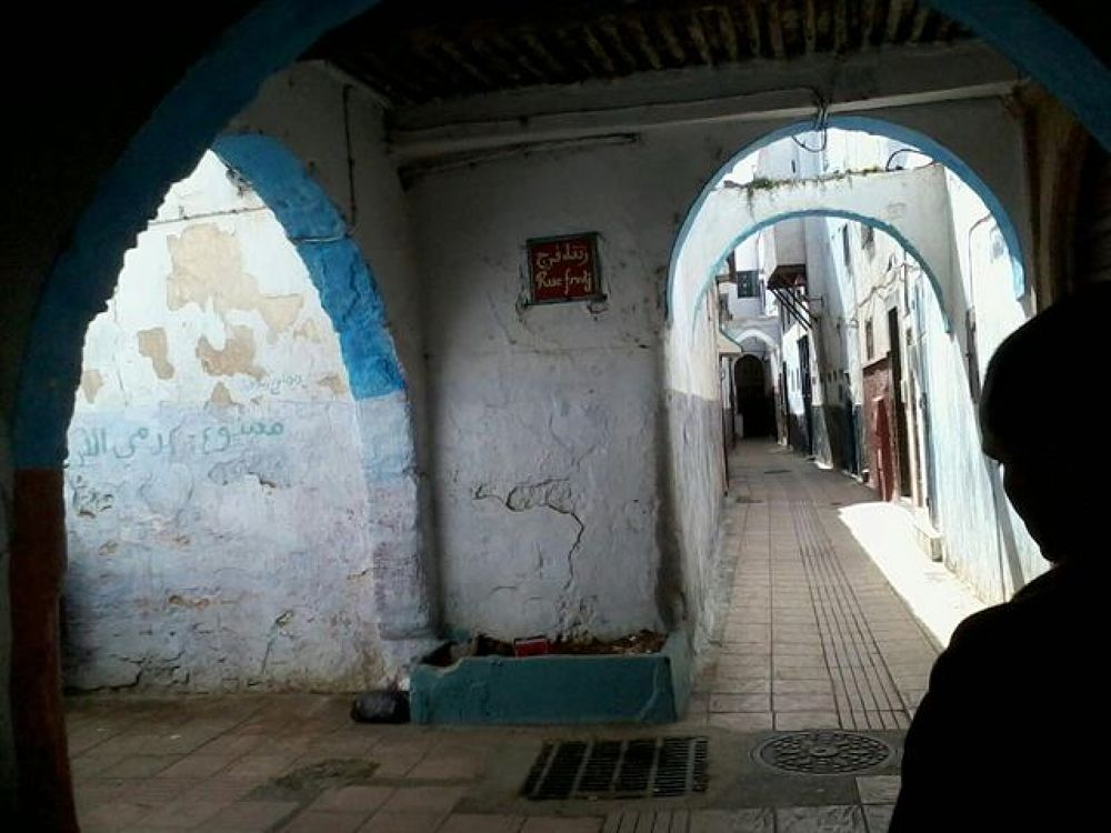 Médina de Rabat by Hassane Monkachi