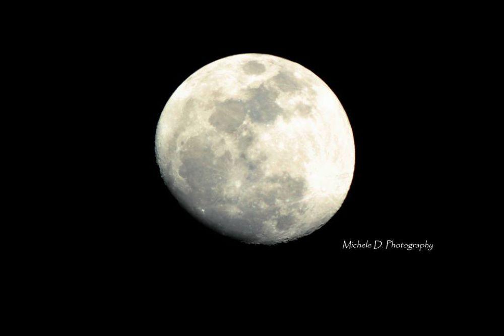 Moon by Michele Deadwyler