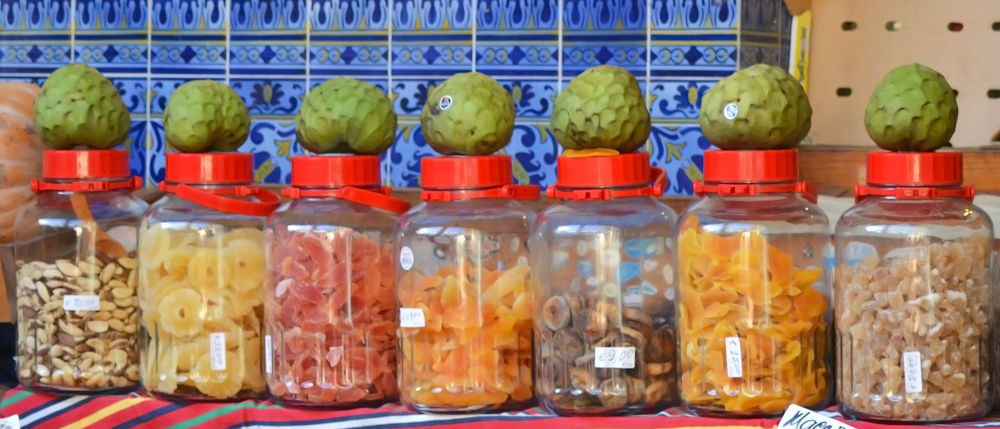 Dried fruits by FotoMadeira
