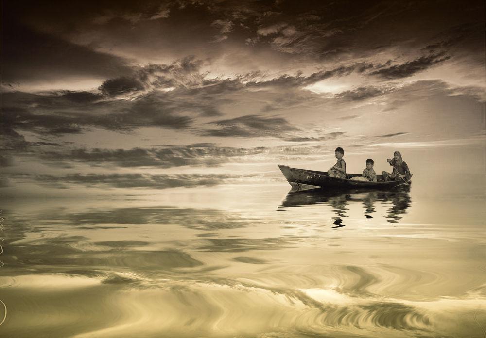 """be Brave"" by Suhari Soekandar"