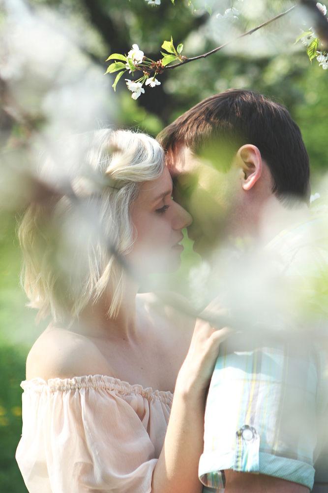 Spring Love by Robert Zauer