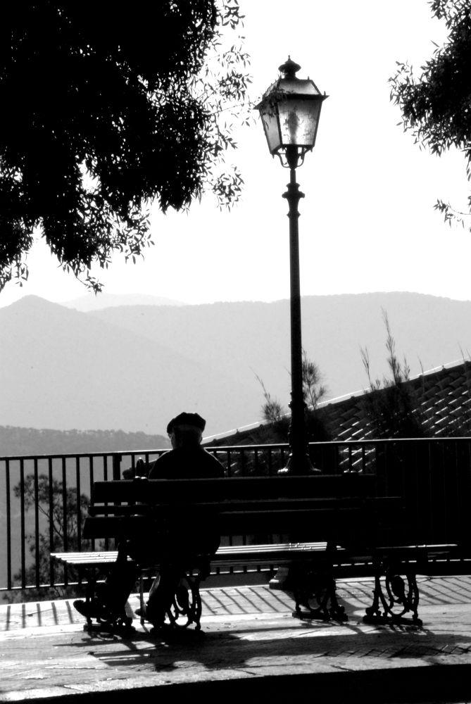 The end by Carmelo Mazzaglia