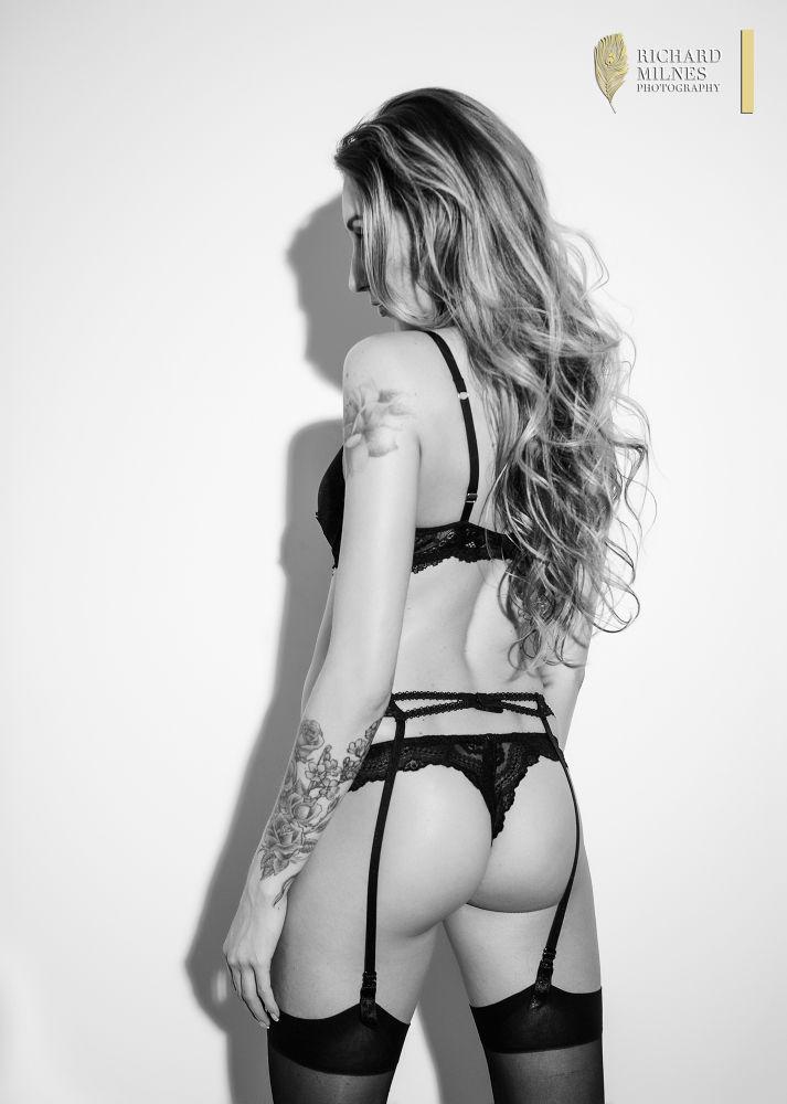 Boudoir #1 by Richard Milnes Photography