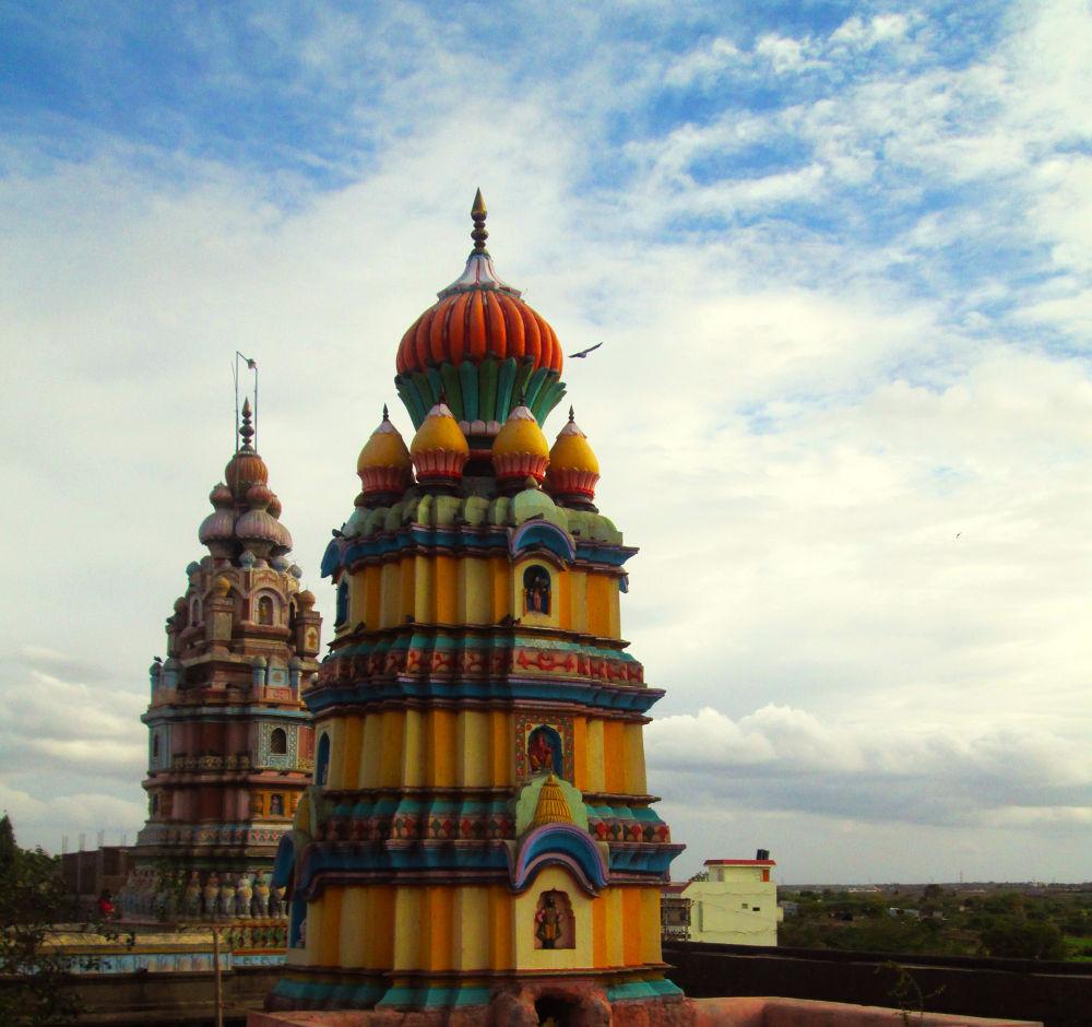 temple by Hari Prasath