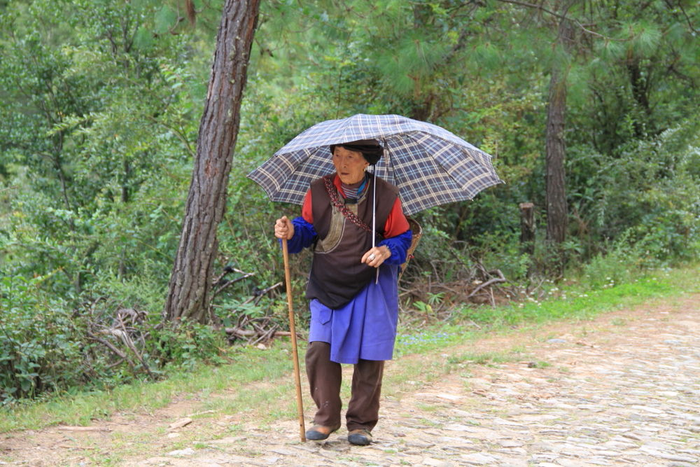 Yunnan-Laojunshan-Mountain-212 by Arie Boevé
