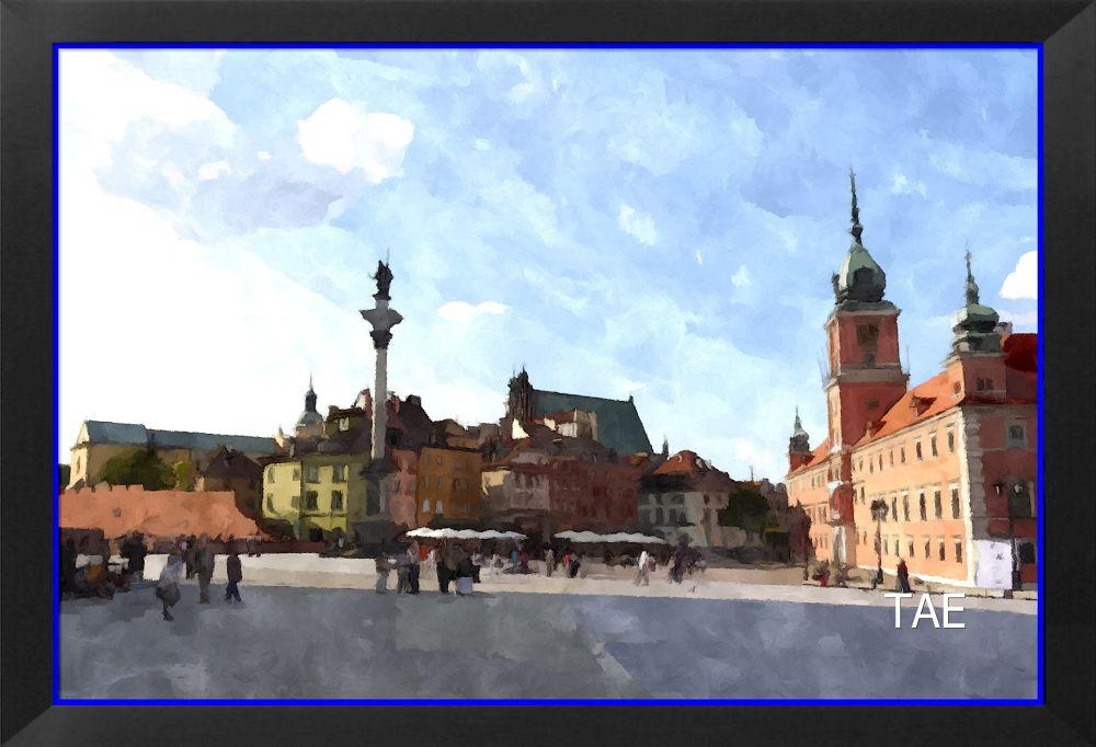 Warschau by ThomasEichmann