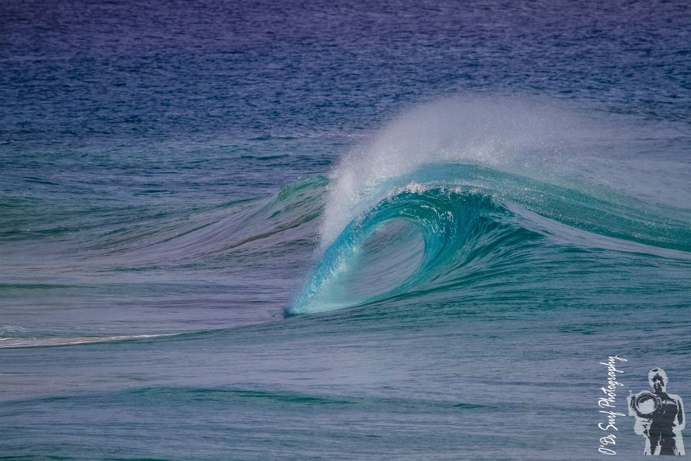Eye of the sea by O'Ds Surf Photography