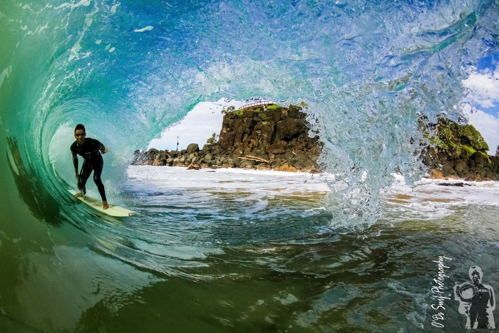 Getting shade by O'Ds Surf Photography