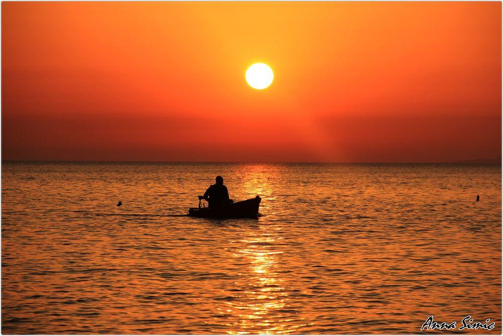 Sunrise by Anna Simic