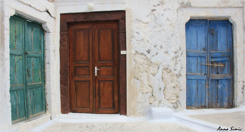 Doors by Anna Simic