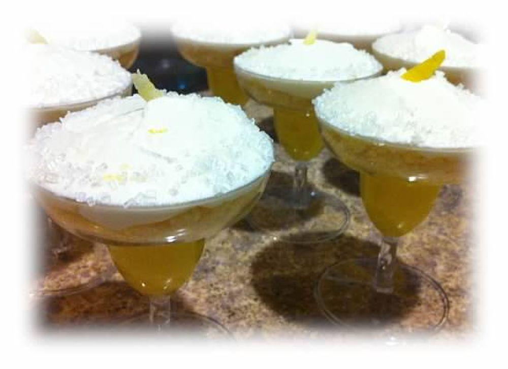lemon Parfaits...https://www.facebook.com/sweetestdelights by brendapjudy