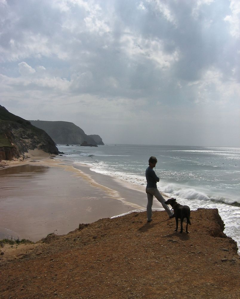 One Man and his Dog by Chris Poupazis
