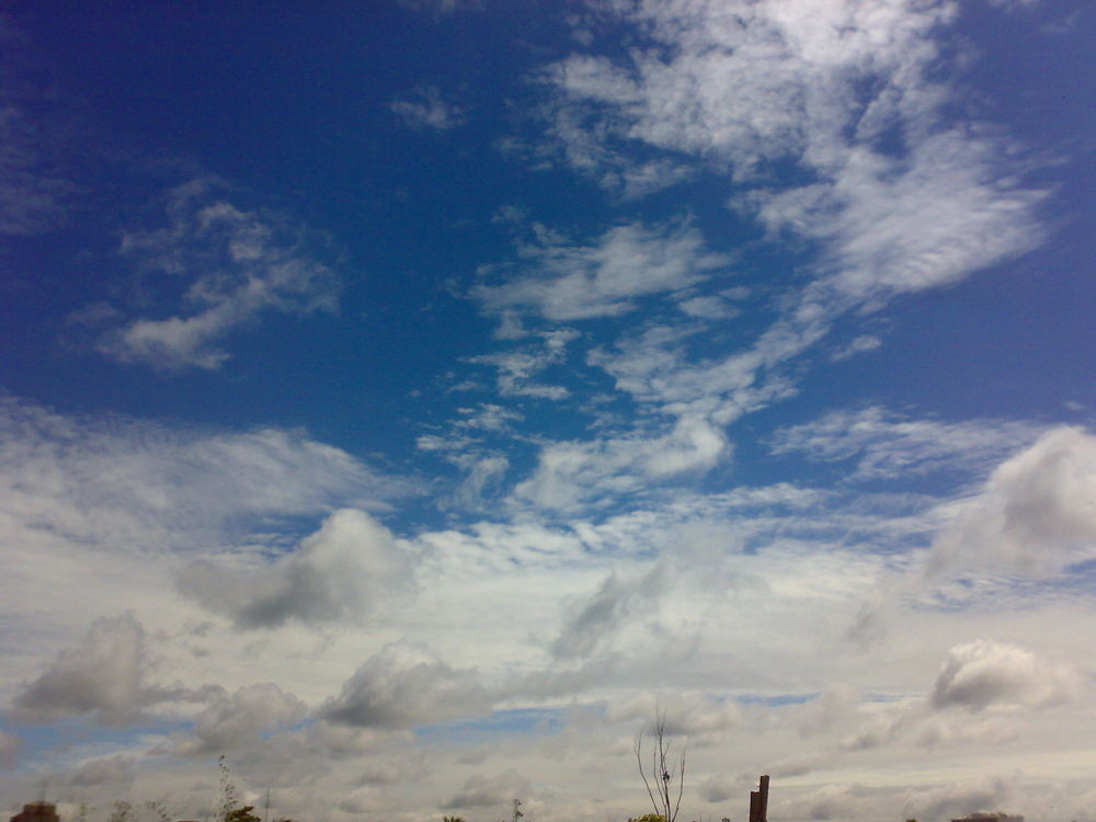 Beauty of Sky by Demantor