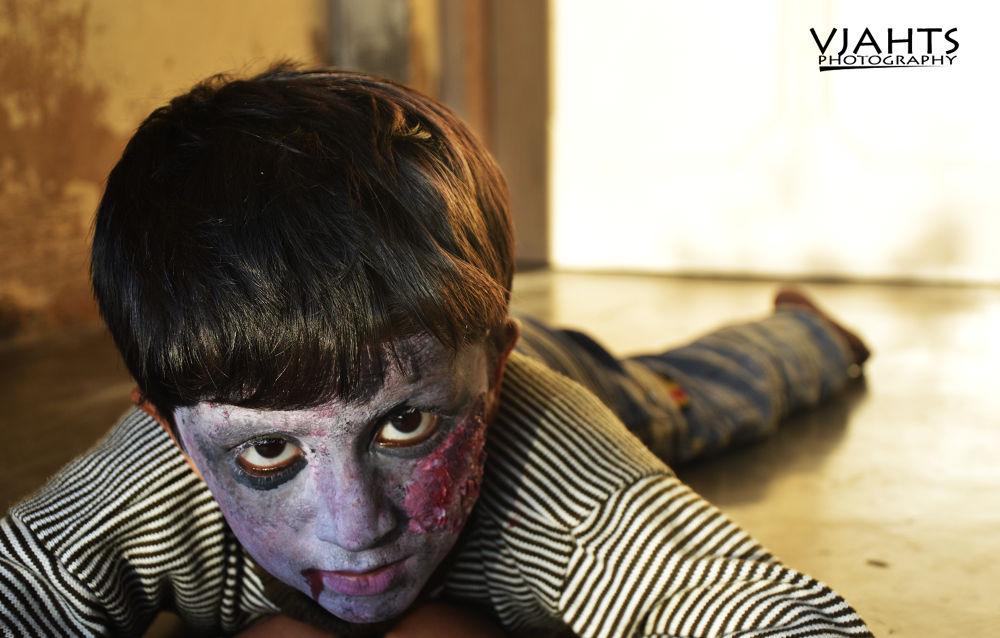little zombie by Vjaht Imtiaz