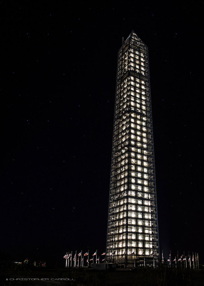 Washington Monument1 by christopher777