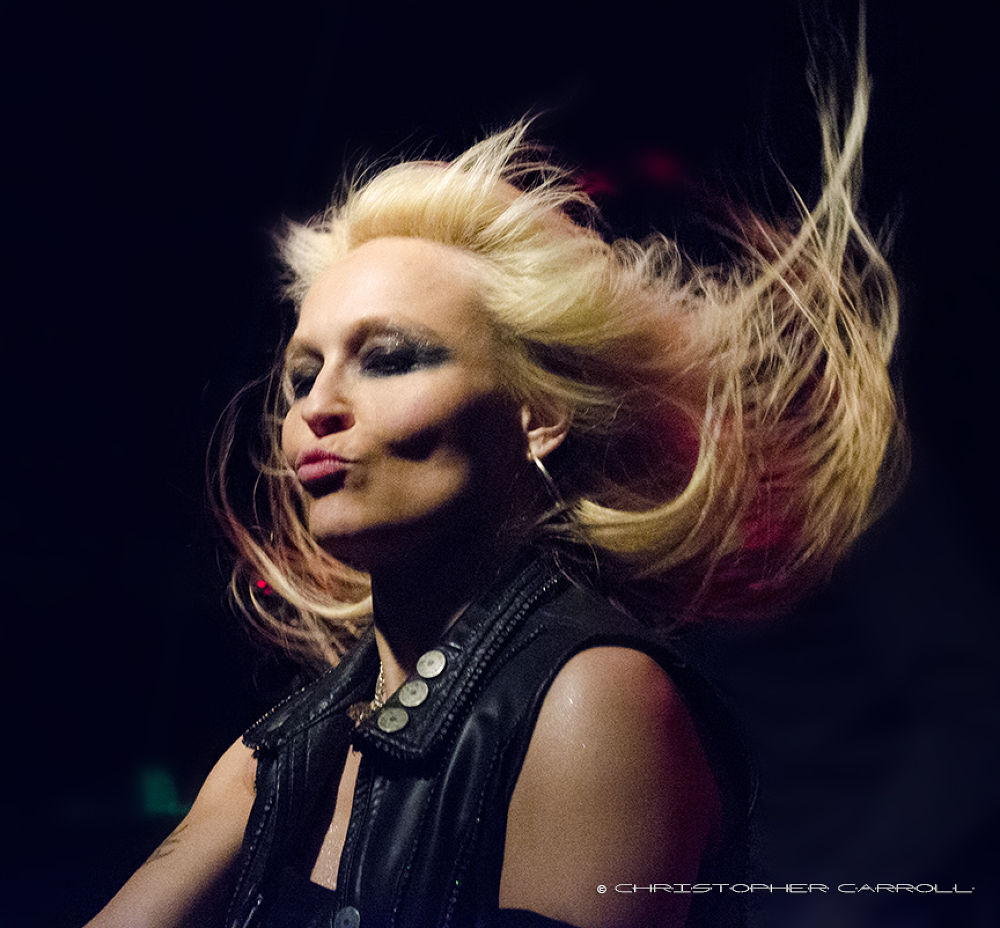 Doro in Concert by christopher777