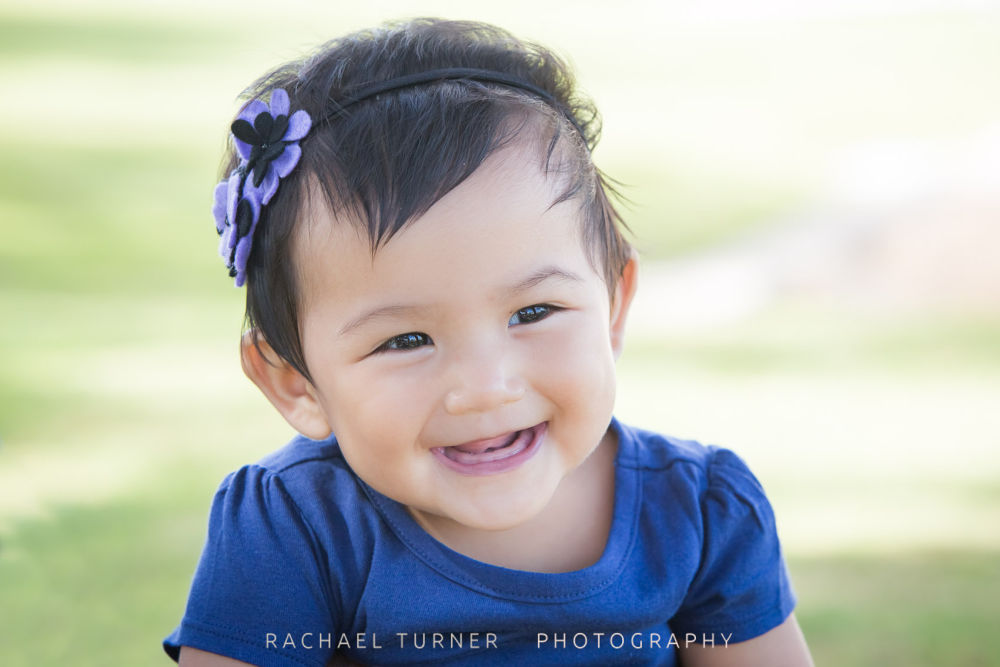 You smile, I smile by Rachael Turner Photography
