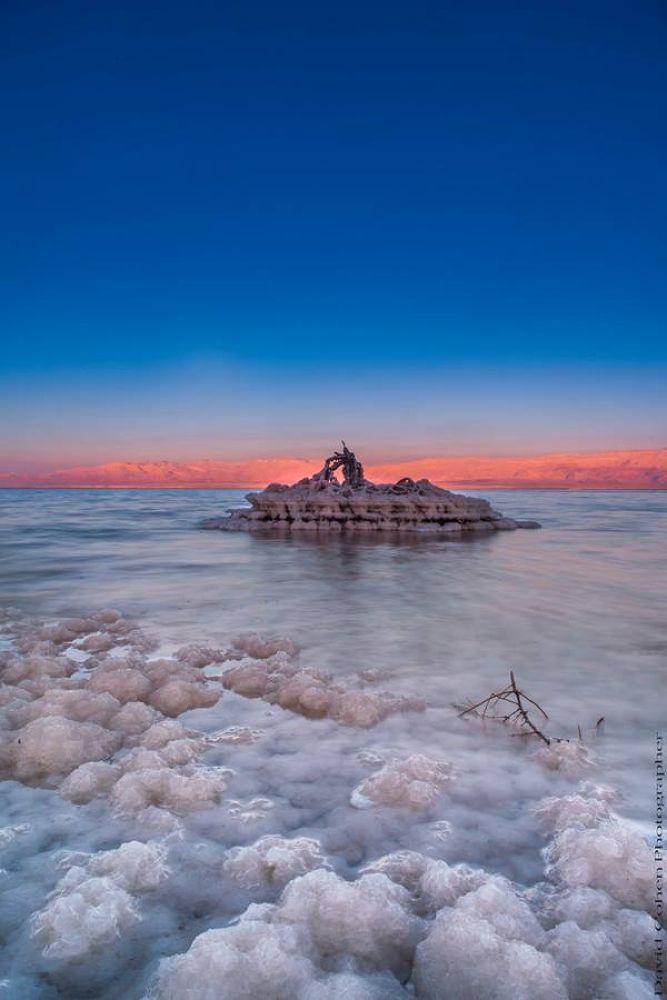 The Dead Sea by David Cohen