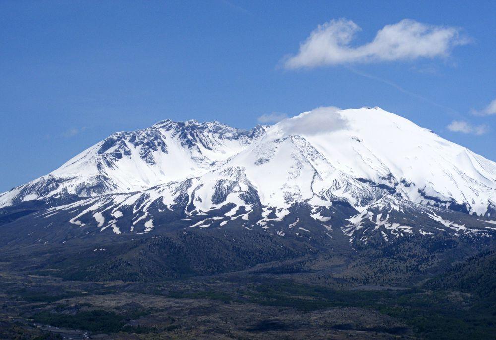 Mount St. Helens by Michelle Farmer