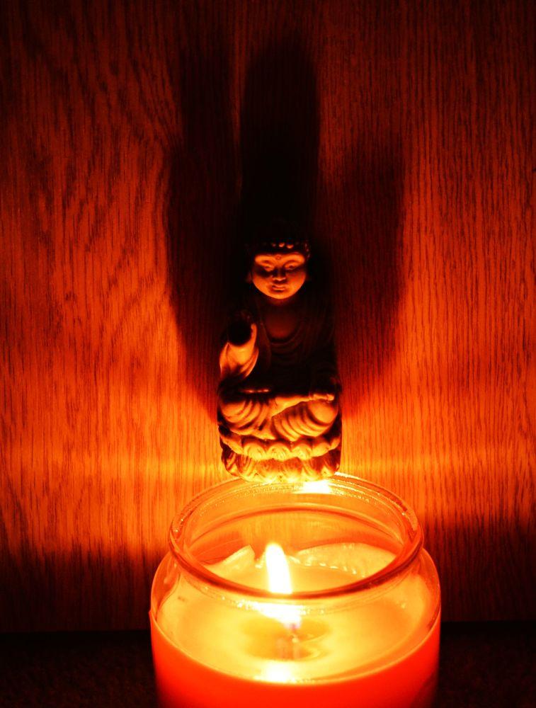 Meditation by Michelle Farmer