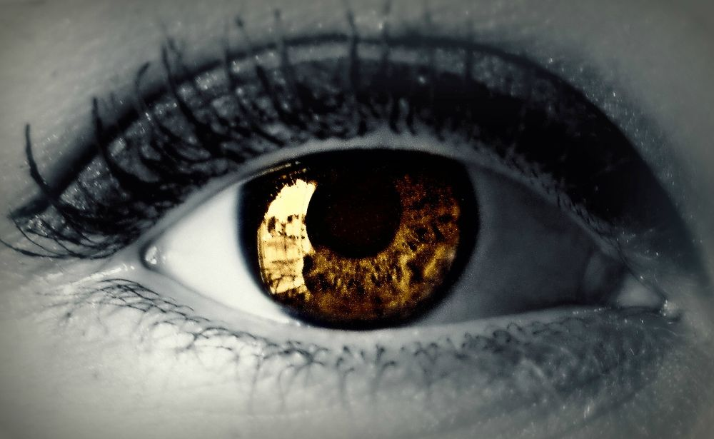 Eye by Michelle Farmer