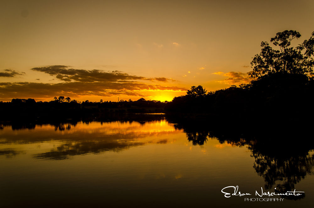 End of the afternoon by Edson Nascimento