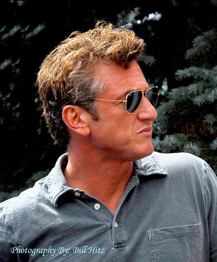 Sean Penn by Bill Hitz