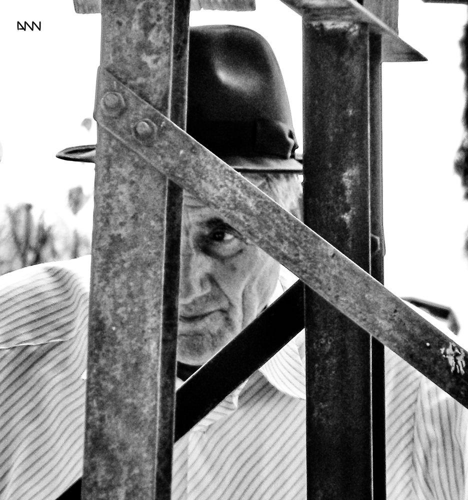 Old Man by Anton Nistor Nicolae